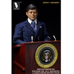 Boxed Figure: Sculpture Time John F. Kennedy (ST-003)