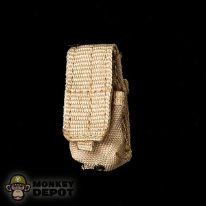 Pouch: Playhouse Smoke Grenade Tan MOLLE