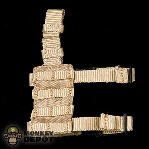 Subload: Playhouse LBT 6099B Small Tan MOLLE