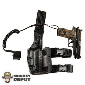 Pistol: Playhouse SIG w/Rail in Holster
