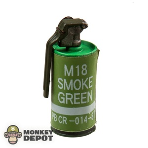 Grenade: Playhouse Smoke Green