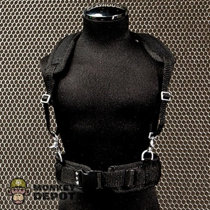 Harness: Playhouse McGuire 3 Point Padded Suspenders w/Belt