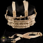 Vest: Playhouse Chest Rig Tan w/Straps