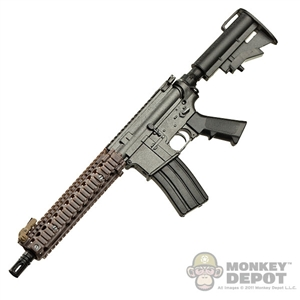 Rifle: Playhouse Mk18 (Short M4) w/Rail