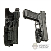 Pistol: Playhouse Pistol w/Holster, Light