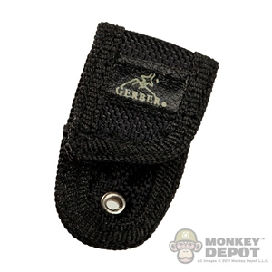 Pouch: Playhouse Gerber Black