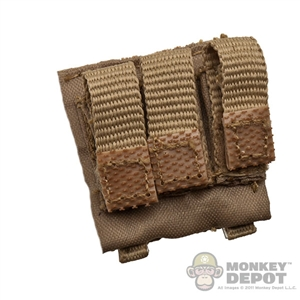Pouch: Playhouse Triple Pistol Magazine - Coyote