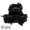 Vest: Playhouse 2564A Flotation Vest Black