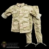 Uniform: Playhouse US 3 Color Desert BDU