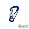 Tool: Playhouse Tango Locking Carabiner Blue