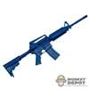 Tool: Playhouse Extended Stock Blue Gun Training Carbine