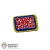 "Insignia: Playhouse ""Team America"" Patch"