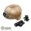 Helmet: Playhouse MICH Camo w/NVG