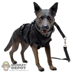 Dog: Playhouse Sheppard w/Harness & Leash