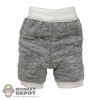 Shorts: Subway Padded Gray Underwear