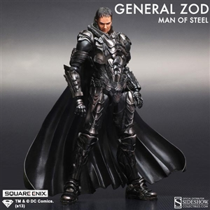 Collectible Figure: Square Enix General Zod - Man of Steel (902045)