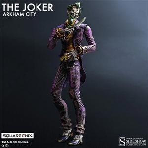The Joker - Arkham City (902112)