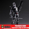 Collectible Figure: Square Enix Deadpool X-Force Version (903058)