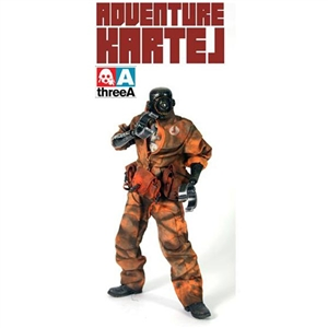 Three A Adventure KARTEL Ankou Johnson (JA-01)