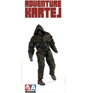 Three A Adventure KARTEL HoodZomb Black (HZB-01)