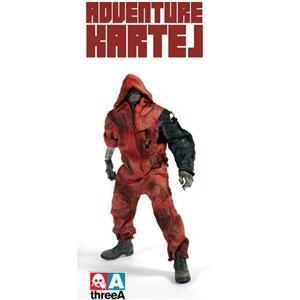 Three A Adventure KARTEL HoodZomb Red (HZR-01)