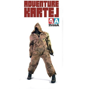 Three A Adventure KARTEL HoodZomb Pink (HZP-01)