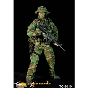 Toys City US Navy SEAL Water Edge Operation in 1990's (TCT-9010)