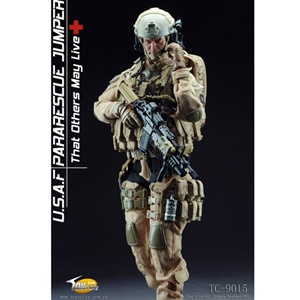 Toys City USAF Para Rescue Jumper (TCT-9015)