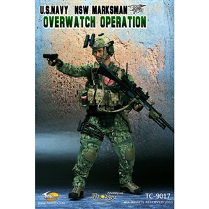 Toys City US Navy NSW Marksman (TCT-9017)