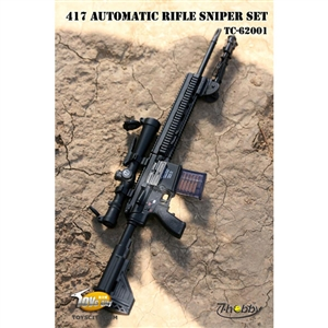 Rifle: Toys City 417 Rifle Sniper Version (TCT-62001)