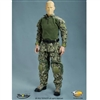 Uniform Set: Toys City Gen3 Combat Uniform Set In Digi 2 Woodland (TCT-62006B)