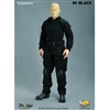 Uniform Set: Toys City Gen3 Combat Uniform Set In Black (TCT-62006D)