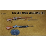 Rifle: Toys City Red Army Weapons Set (TCT-62013)