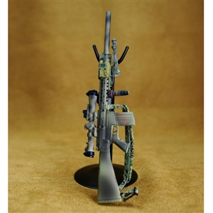 Rifle: Toys City MK11 MOD 0 Rifle Sniper Version A (62011A)