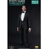 Clothing Set: Toys City Mens Tuxedo Suit Set Black (TCT-62016A)