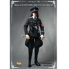 Uniform Set: Toys City Female SS Officer's Service Uniform Set In Black (TCT-62020)