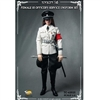 Uniform Set: Toys City Female SS Officer's Service Uniform Set In White (TCT-62021)