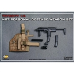Rifle Set: Toys City MP7 Personal Defense Weapon Set B (TCT-62022B)