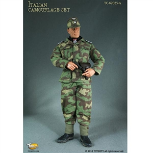 Uniform Set: Toys City Italian Camouflage Set (TCT-62025A)