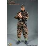 Uniform Set: Toys City Autumn Oak-Leaf Camouflage Set (TCT-62025B)