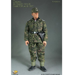 Uniform Set: Toys City Spring Blurred Edge Camouflage Set (TCT-62025C)