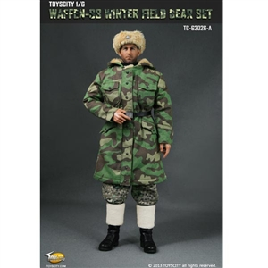 Uniform Set: Toys City WWII Waffen-SS Winter Field Gear Set (TCT-62025A)
