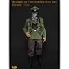 Uniform Set: Toys City WWII Wehrmacht-Heer Infanterie Set Poland (TC-68005)
