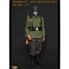 Uniform Set: Toys City WWII Wehrmacht-Heer Infanterie Set Poland (TC-68006)
