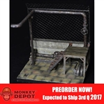 Diorama: Toys City House Ruins Scene Upgraded (TC-S002B)