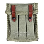 Pouch: Toys City Russian WWII PPS-43 3 Magazine