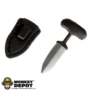 Knife: Toys City Push Dagger