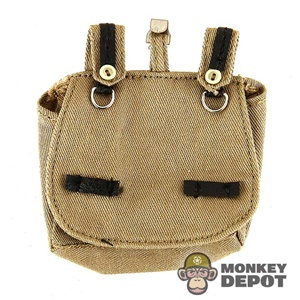 Bag: Toys City German WWII Breadbag Tan