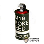 Grenade: Toys City Smoke Red