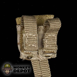 Pouch: Toys City Pistol Double MOLLE AOR Pattern
